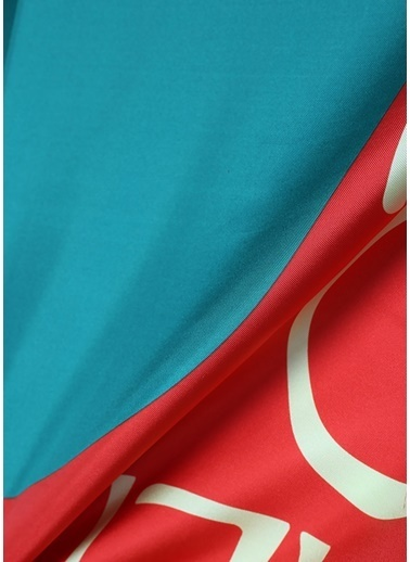 Kenzo Eşarp Mavi